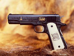 West Virginia Theme Colt 1911
